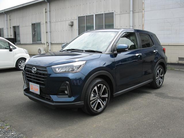 「ダイハツ」「ロッキー」「SUV・クロカン」「京都府」の中古車4