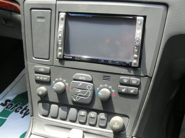 ボルボ ボルボ V70 レザーPKG ファミリーPKG HDDナビ