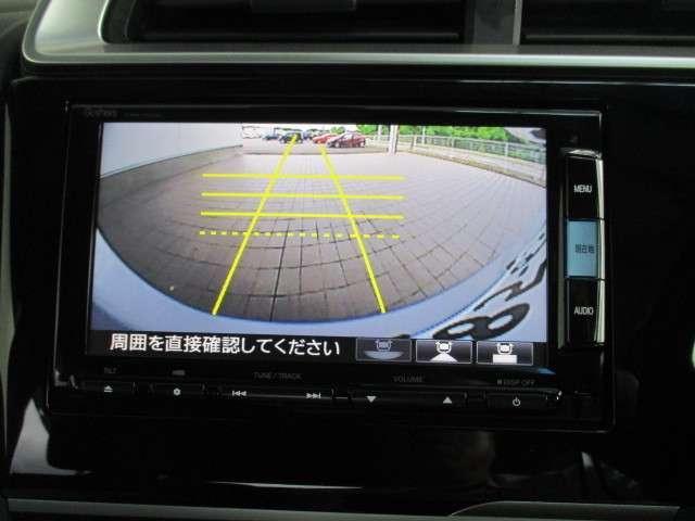 ホンダ フィットハイブリッド Lパッケージ メモリーナビ バックカメラ DVD再生 ETC