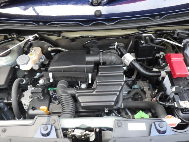 低燃費・低騒音・低振動のRO6A型エンジン!