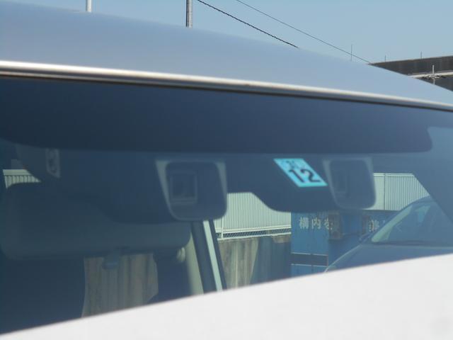 デュアルカメラブレーキサポート搭載!安全面で運転をサポートします。
