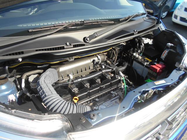 お車お渡し前に、スズキ車を知り尽くしたメカニックが車検整備を実施します。ご納車後も安心です。