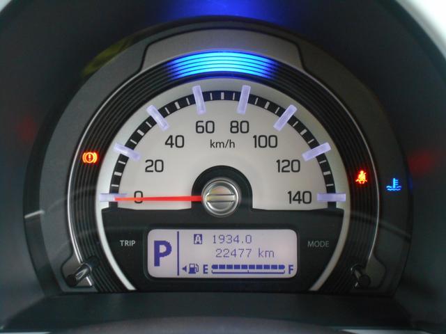 燃費の良い、運転状態が照明色の変化で分かる【エコドライブアシスト照明】を搭載。