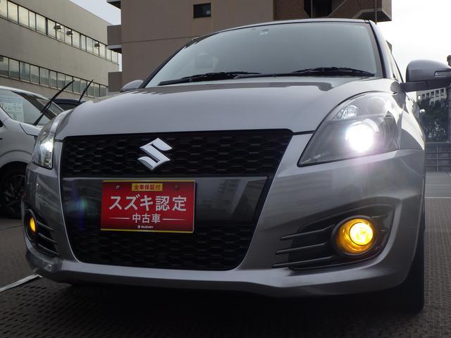 「スズキ」「スイフトスポーツ」「コンパクトカー」「大阪府」の中古車7