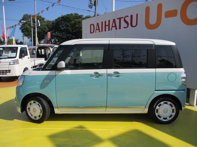 「ダイハツ」「ムーヴキャンバス」「コンパクトカー」「滋賀県」の中古車51