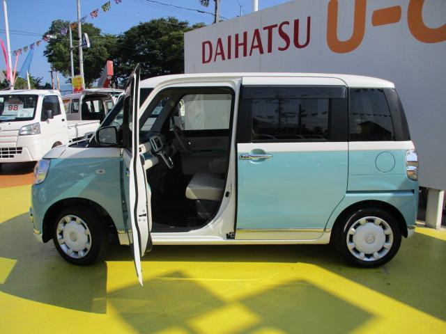 「ダイハツ」「ムーヴキャンバス」「コンパクトカー」「滋賀県」の中古車52