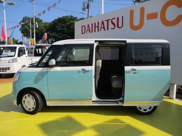 「ダイハツ」「ムーヴキャンバス」「コンパクトカー」「滋賀県」の中古車54