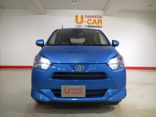 X SAIII/届出済未使用車/衝突軽減ブレーキ/LED/ 届出済未使用車/衝突軽減ブレーキ/LEDヘッドライト/アイドリングストップ/オートハイビーム/横滑り防止装置/コーナーセンサー/キーレスエントリー/デジタルメーター/インパネシフト/(4枚目)