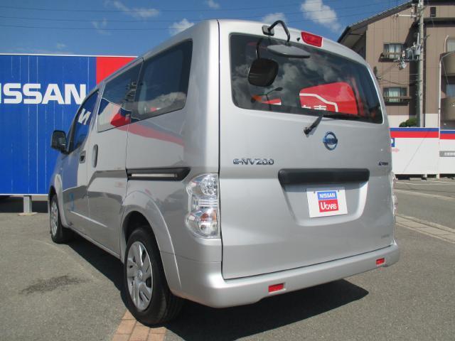 日産 e-NV200バン GX 5人乗り