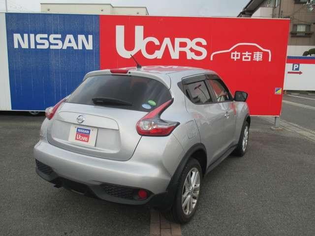 「日産」「ジューク」「SUV・クロカン」「和歌山県」の中古車2