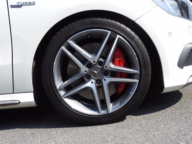 メルセデスAMG メルセデスAMG A45 4マチック AMGアドバンスト パノラマルーフ
