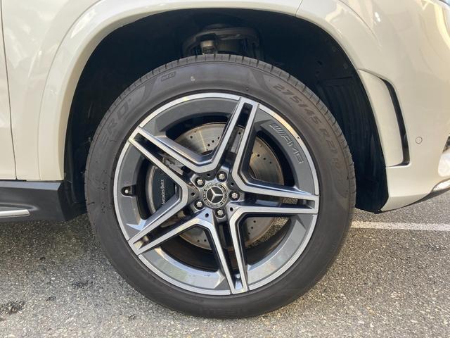 GLS400d 4マチック AMGライン AMGライン Off-Roadエンジニアリングパッケージ(10枚目)
