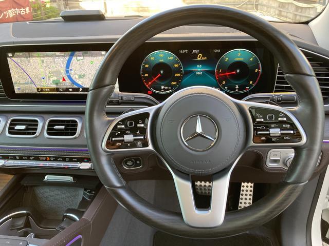 GLS400d 4マチック AMGライン AMGライン Off-Roadエンジニアリングパッケージ(15枚目)