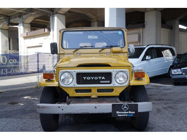 「トヨタ」「ランドクルーザー40」「SUV・クロカン」「兵庫県」の中古車2