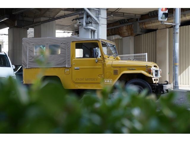 「トヨタ」「ランドクルーザー40」「SUV・クロカン」「兵庫県」の中古車4