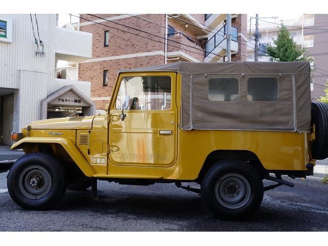 「トヨタ」「ランドクルーザー40」「SUV・クロカン」「兵庫県」の中古車7