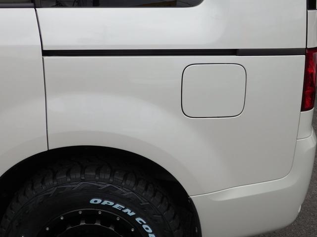D パワーパッケージ 新品タイヤホイール 両側パワースライドドア 前席シートヒーター 社外ナビTVバックカメラ フリップダウンモニター クリーンディーゼル車(32枚目)