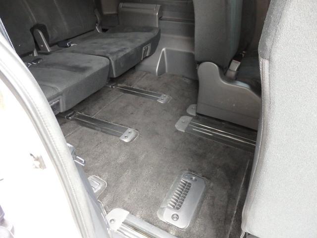 D パワーパッケージ 新品タイヤホイール 両側パワースライドドア 前席シートヒーター 社外ナビTVバックカメラ フリップダウンモニター クリーンディーゼル車(41枚目)