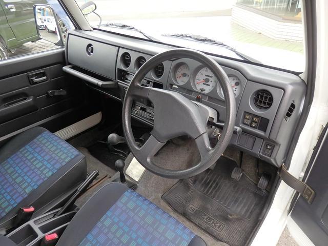 ワイルドウインド 社外フロントバンパー 新品タイヤ ホワイトに全塗装(10枚目)