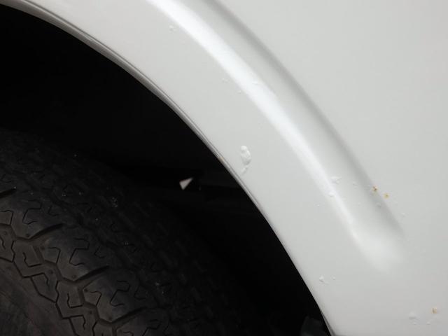 ワイルドウインド 社外フロントバンパー 新品タイヤ ホワイトに全塗装(16枚目)