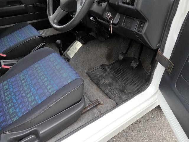 ワイルドウインド 社外フロントバンパー 新品タイヤ ホワイトに全塗装(36枚目)