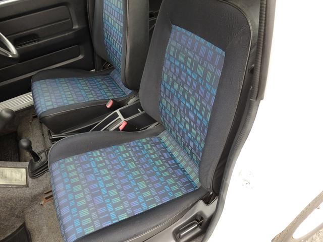 ワイルドウインド 社外フロントバンパー 新品タイヤ ホワイトに全塗装(38枚目)