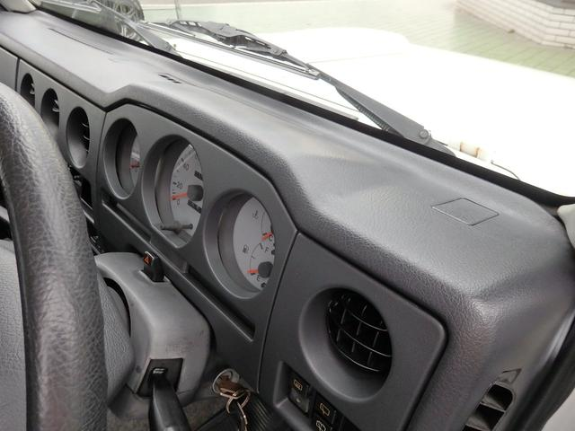 ワイルドウインド 社外フロントバンパー 新品タイヤ ホワイトに全塗装(45枚目)