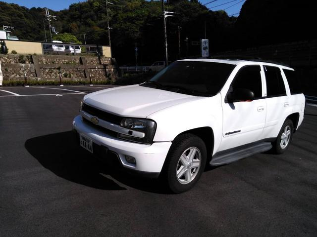 「シボレー」「シボレー トレイルブレイザー」「SUV・クロカン」「京都府」の中古車7