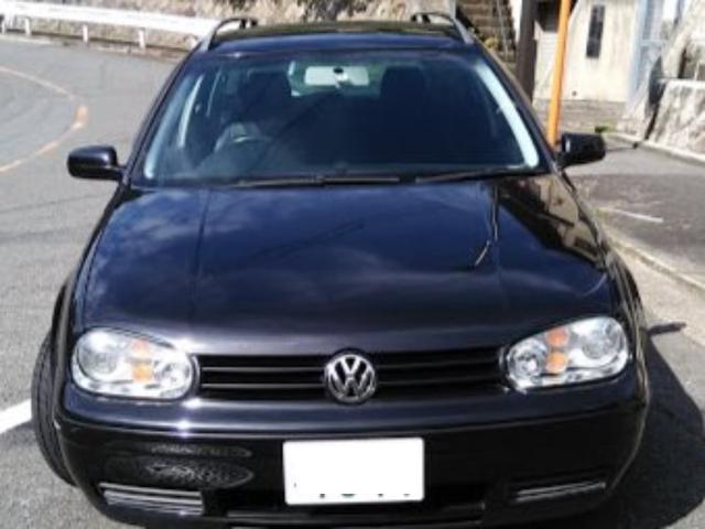 「フォルクスワーゲン」「VW ゴルフワゴン」「ステーションワゴン」「京都府」の中古車2