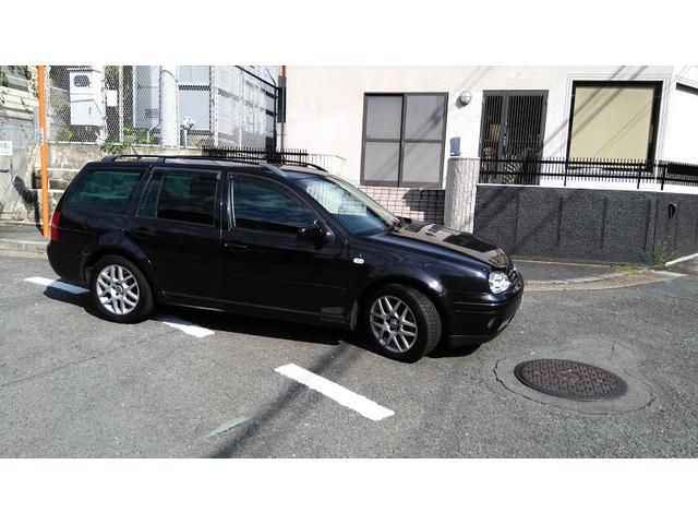 「フォルクスワーゲン」「VW ゴルフワゴン」「ステーションワゴン」「京都府」の中古車5