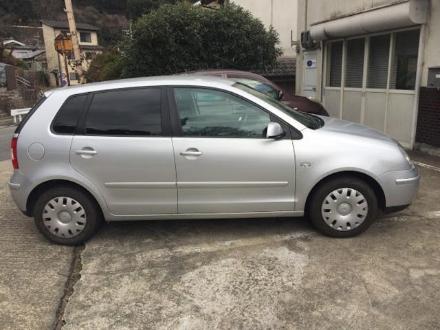 「フォルクスワーゲン」「VW ポロ」「コンパクトカー」「京都府」の中古車4
