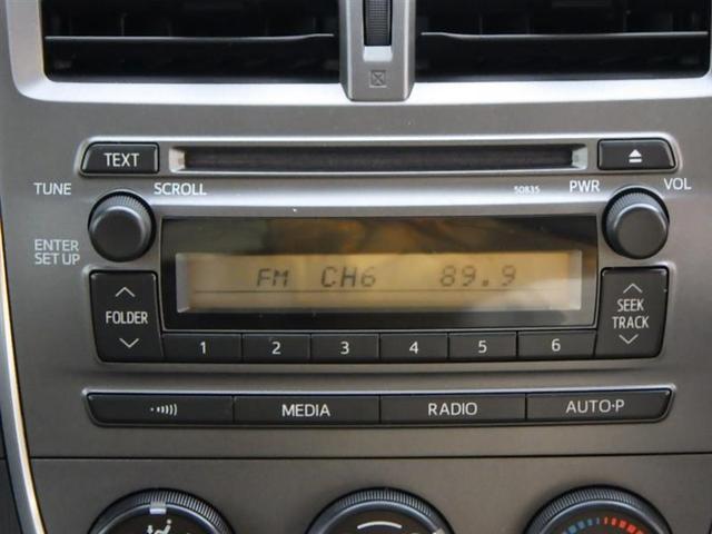 トヨタ ラクティス X CDチューナー ETC 電動フェンダーランプ キーレス