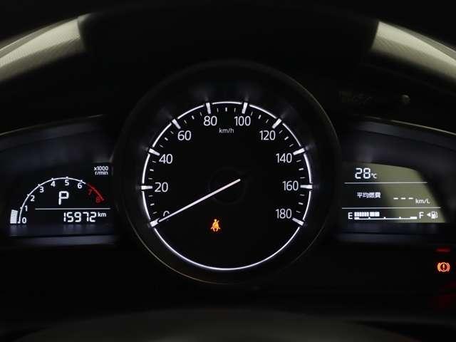 1.3 13S サポカー 衝突被害軽減ブレーキ マツダコネクトメモリーナビ USB外部入力端子有り バックカメラ LEDヘッドライト ステアリングスイッチ レインセンサーワイパー(7枚目)