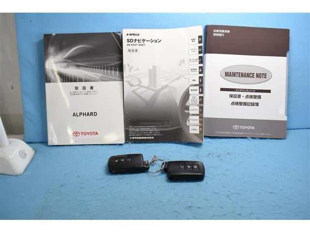2.5S フルセグ DVD再生 バックカメラ ETC 電動スライドドア LEDヘッドランプ 乗車定員 8人  3列シート フルエアロ(20枚目)