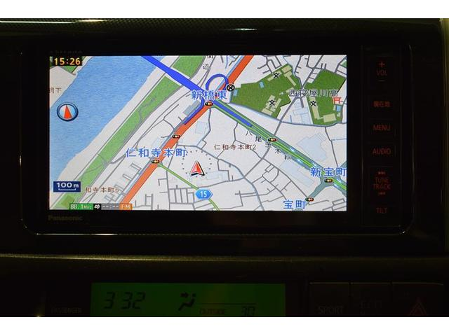 1.8S フルセグ HDDナビ DVD再生 バックカメラ ETC HIDヘッドライト 乗車定員7人 3列シート(13枚目)