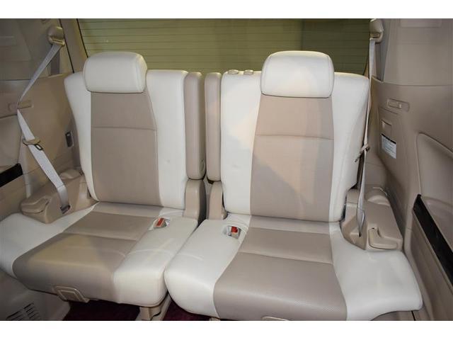 350G プレミアムS 革シート サンルーフ 4WD フルセグ HDDナビ DVD再生 バックカメラ ETC 両側電動スライド HIDヘッドライト 乗車定員7人(10枚目)