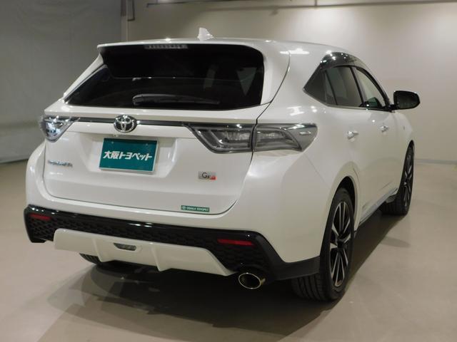 トヨタ ハリアー エレガンス G's HDD フルセグ LED