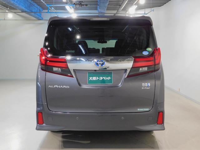 SR 4WD サイドリフトアップシート後席モニター 両側電動(8枚目)