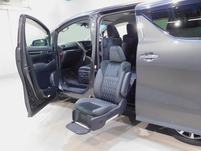 SR 4WD サイドリフトアップシート後席モニター 両側電動(14枚目)