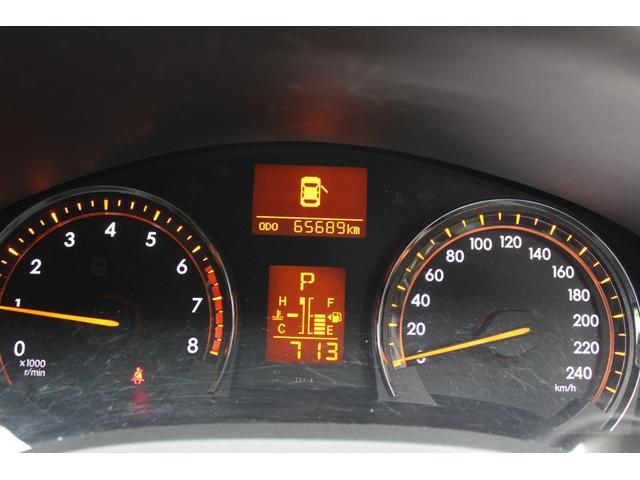 65689キロ!当店のお車は全車走行メーター管理システムによる走行距離チェック通過済みです!メーター改ざん車は販売致しませんのでご安心下さい!