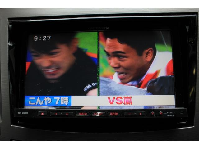 HDDナビ、フルセグTV、DVDビデオ、