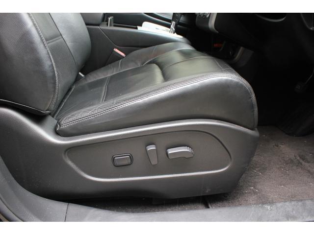 250XV 黒革シート シートヒーター HDDナビ(13枚目)