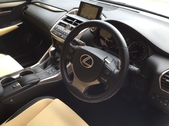 レクサス NX NX200t Iパッケージ ターボ