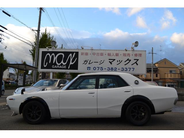 日産 スカイライン GT-X