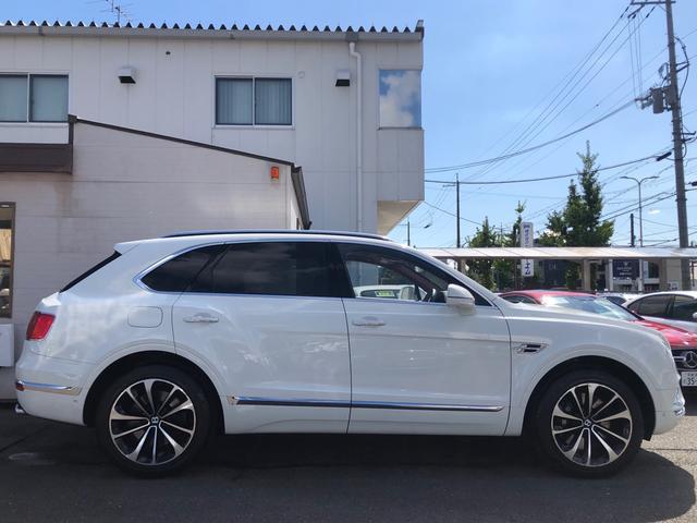 「ベントレー」「ベンテイガ」「SUV・クロカン」「京都府」の中古車4