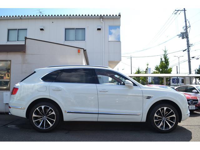 「ベントレー」「ベンテイガ」「SUV・クロカン」「京都府」の中古車63