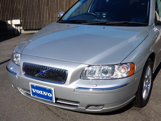 ボルボ ボルボ V70 クラシック 2008年ファイナルモデル ワンオーナー 禁煙