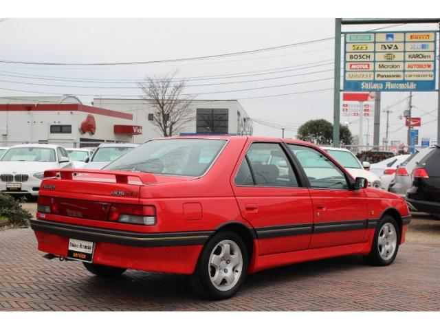 「プジョー」「プジョー 405」「セダン」「滋賀県」の中古車3