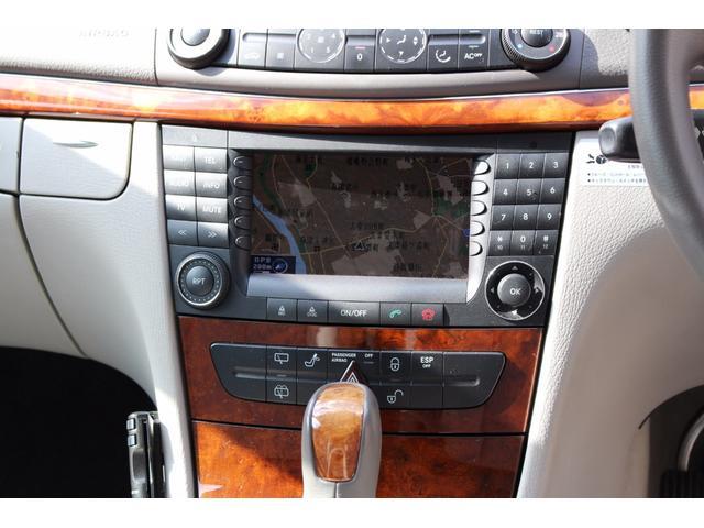 メルセデス・ベンツ M・ベンツ E240ステーションワゴン 禁煙車 サンルーフ