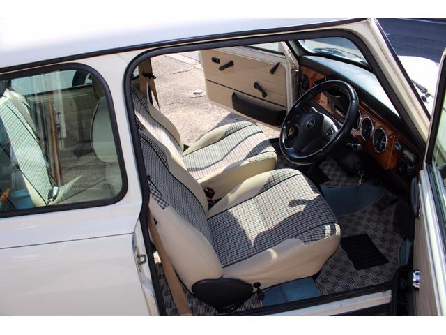ローバー ローバー MINI メイフェア 禁煙車 オリジナル